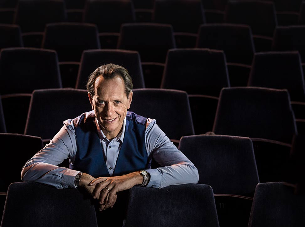 Richard E Grant's 7 Deadly Sins