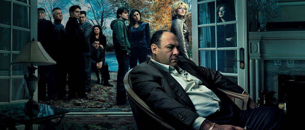 The Sopranos: Series 1 - 6