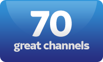 70 great channels