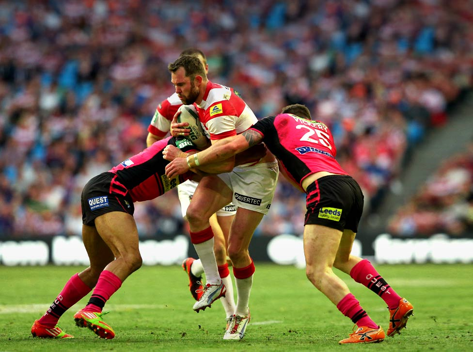 Live Super League Rugby