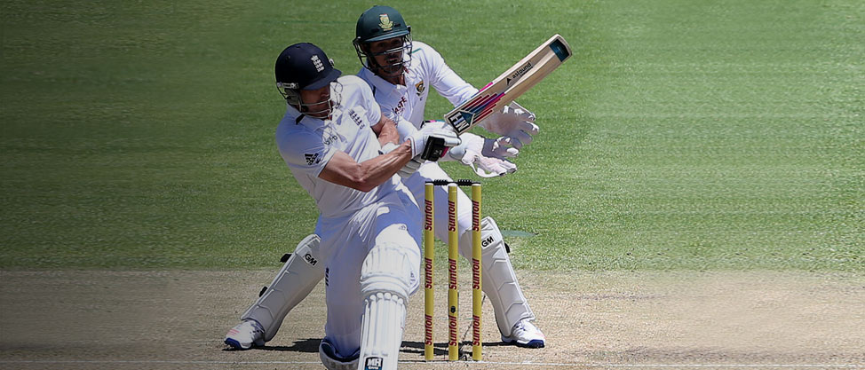 South Africa v England Test Series