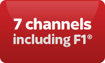 7 channels including F1®